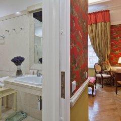 Отель Bonerowski Palace Польша, Краков - отзывы, цены и фото номеров - забронировать отель Bonerowski Palace онлайн ванная фото 2