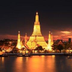 Отель Siam Square House Бангкок приотельная территория