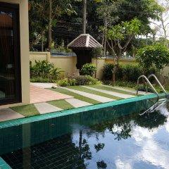 Отель Phatong Residence бассейн фото 2