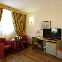 Rege Hotel Сан-Донато-Миланезе комната для гостей