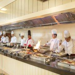 Отель Trendy Palm Beach - All Inclusive Сиде питание фото 2
