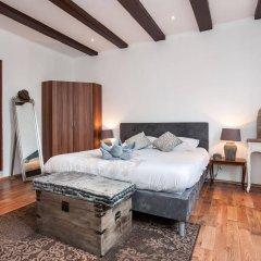 Отель Crown Bed and Breakfast Amsterdam комната для гостей