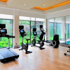 Отель Sofitel Legend Peoples Grand Xian фитнесс-зал фото 3