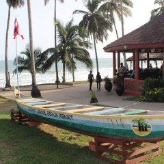 Отель Coconut Grove Beach Resort Гана, Шама - отзывы, цены и фото номеров - забронировать отель Coconut Grove Beach Resort онлайн фото 2