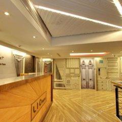 Lio Hotel Ximen фитнесс-зал