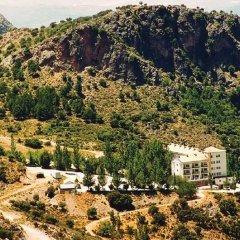 Отель Santa Cruz Испания, Гуэхар-Сьерра - отзывы, цены и фото номеров - забронировать отель Santa Cruz онлайн