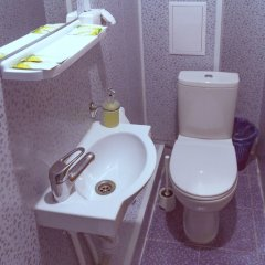 Мини-Отель Агиос на Курской Москва ванная фото 3