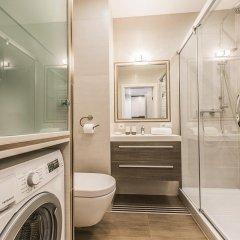 Отель P&O Apartments Bielany 6 Польша, Варшава - отзывы, цены и фото номеров - забронировать отель P&O Apartments Bielany 6 онлайн ванная фото 2