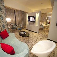 Отель Grand Millennium Amman комната для гостей