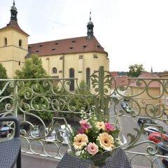 Отель Hastal Old Town Прага балкон