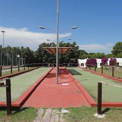 Hotel Club Le Castella Изола-ди-Капо-Риццуто спортивное сооружение