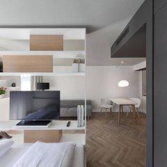 Отель Smartments Business MÜnchen Parkstadt Schwabing Мюнхен комната для гостей фото 2