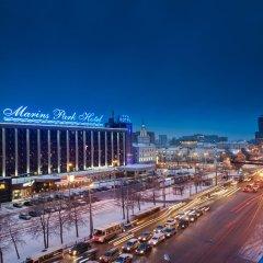 Гостиница Маринс Парк в Екатеринбурге - забронировать гостиницу Маринс Парк, цены и фото номеров Екатеринбург балкон