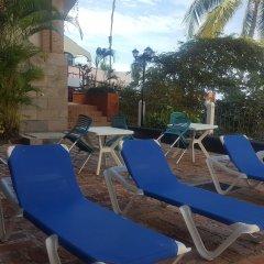 Отель Playa Conchas Chinas Пуэрто-Вальярта фитнесс-зал фото 2