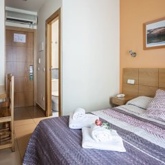 Отель Hostal INTER Puerta del Sol комната для гостей фото 2