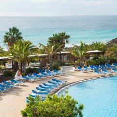 Отель Fuerteventura Princess Испания, Джандия-Бич - отзывы, цены и фото номеров - забронировать отель Fuerteventura Princess онлайн пляж фото 2