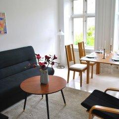 Отель Economy City Center Apartment Copenhagen Дания, Копенгаген - отзывы, цены и фото номеров - забронировать отель Economy City Center Apartment Copenhagen онлайн комната для гостей фото 4