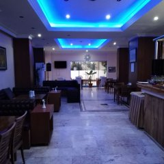 Glaros Hotel интерьер отеля