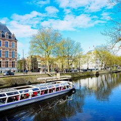 Отель Apollo Museumhotel Amsterdam City Centre Амстердам приотельная территория