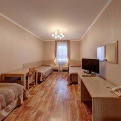 Гостиница Вояж Парк (гостиница Велотрек) комната для гостей
