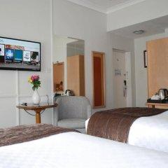 Отель Thistle Bloomsbury Park комната для гостей фото 5
