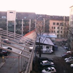 Hostel No9 парковка