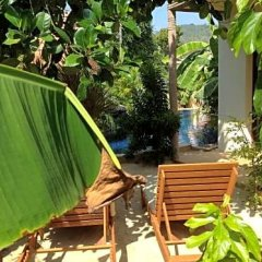 Отель Aree's Lagoon B & B бассейн