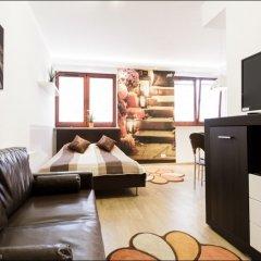 Отель P&O Apartments Fabryczna Польша, Варшава - отзывы, цены и фото номеров - забронировать отель P&O Apartments Fabryczna онлайн комната для гостей