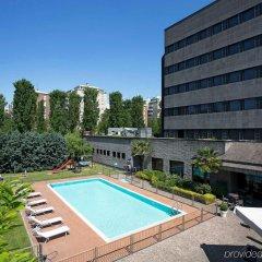 Отель Novotel Milano Nord Ca Granda бассейн фото 3