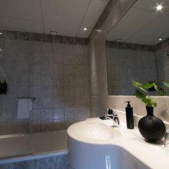 Отель C Stockholm Швеция, Стокгольм - 10 отзывов об отеле, цены и фото номеров - забронировать отель C Stockholm онлайн ванная фото 2