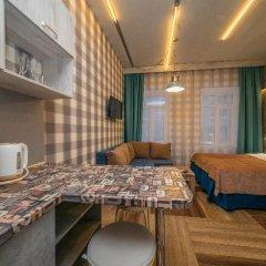 Апарт-Отель Комфорт 3* Стандартный номер фото 40