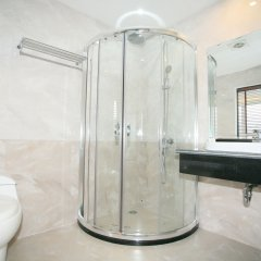 Ha Long Park Hotel ванная фото 2