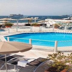 Отель JW Marriott Cannes бассейн фото 3