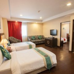 Отель Mac Boutique Suites Таиланд, Бангкок - отзывы, цены и фото номеров - забронировать отель Mac Boutique Suites онлайн комната для гостей фото 3
