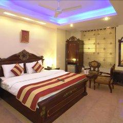 Отель Sita International Индия, Нью-Дели - отзывы, цены и фото номеров - забронировать отель Sita International онлайн комната для гостей фото 4