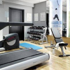 Отель Scandic Holberg Норвегия, Осло - отзывы, цены и фото номеров - забронировать отель Scandic Holberg онлайн фитнесс-зал