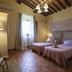 Отель Allegro Agriturismo Argiano Ареццо комната для гостей фото 4