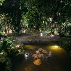 Отель The Cinnamon Resort Паттайя приотельная территория