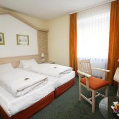 Hotel Leopold Мюнхен комната для гостей фото 3