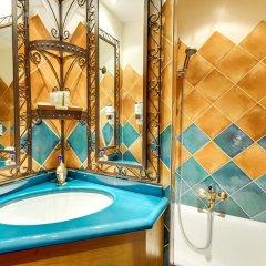 Отель Villa Royale Montsouris Париж ванная фото 2