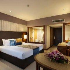 Patong Merlin Hotel 4* Стандартный номер с различными типами кроватей фото 14