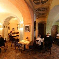 Hotel King George Прага питание