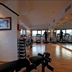Al Jawhara Gardens Hotel фитнесс-зал фото 3