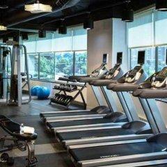 Отель Crystal City Marriott at Reagan National Airport фитнесс-зал фото 3