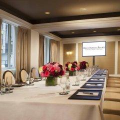 Отель Omni Berkshire Place США, Нью-Йорк - отзывы, цены и фото номеров - забронировать отель Omni Berkshire Place онлайн помещение для мероприятий