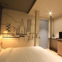 THA City Loft Hotel удобства в номере