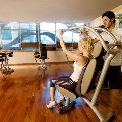 Отель Grand Millennium Al Wahda фитнесс-зал фото 4