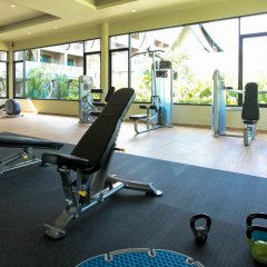 Отель Maikhao Palm Beach Resort фитнесс-зал