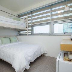 Отель Hostel Haru Южная Корея, Сеул - отзывы, цены и фото номеров - забронировать отель Hostel Haru онлайн комната для гостей фото 4
