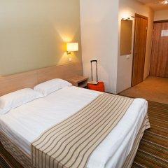 Отель Skyport Обь комната для гостей фото 2